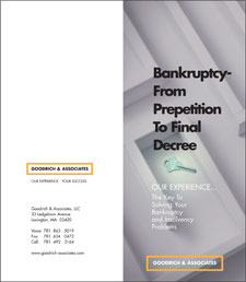 Bankruptcy - From Prepetition to Final Decree